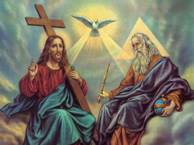 The Most Holy Trinity. Catholic Inspiration | Three Great Things